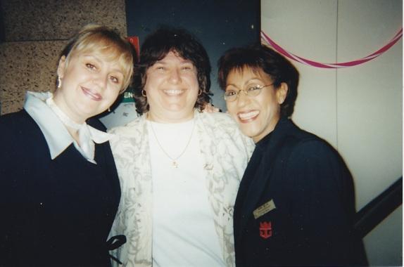 Karen, Nora, Jan